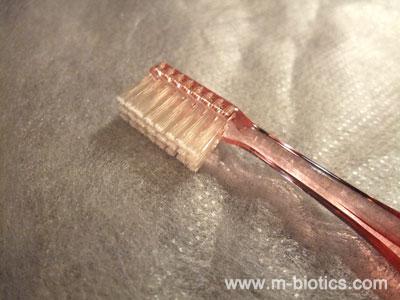 歯ブラシを取り替えるタイミング~毛先が開いてからでは遅い?