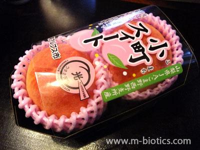 甘い桃!「小町スィート」~安い桃を二回買うよりは、高い桃一回の方が満足度が高い