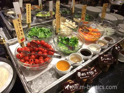 旭川ロワジールホテル「リラ」で3000円ディナービュッフェ~トマトカレーが美味しかった