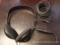 右耳が聞こえなくなっていたパソコン用ヘッドホンをついに新調~手元音量調整機能が便利