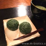 熊野本宮釜餅