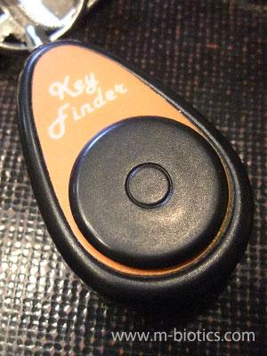 キーファインダー(室内物探しブザー)をデジタルカメラにつけたら便利かも?