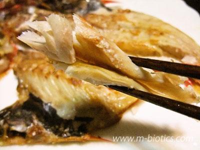 金目鯛の干物を取り寄せる~凍ったまま身から焼くのがコツ