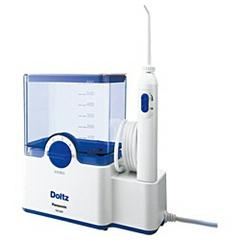 ドルツ(ジェット水流式口腔洗浄機)で母の歯茎の浮いた感じが改善
