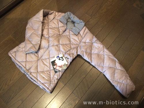 【寒さ対策】母に、モンベルのライトアルパインダウンジャケットを買う~動きやすく暖かい