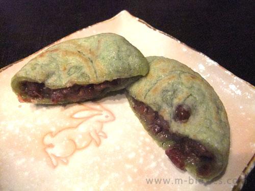 梅ヶ枝餅にはまりすぎてついに50個入り注文~よもぎ梅ヶ枝餅を初めて食べる