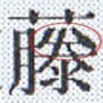 遠藤 俗字