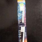 キスユーイオン歯ブラシの「替えブラシ」装着作業に初挑戦