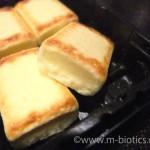 森永の焼きチョコ「ベイク クリーミーチーズ」がチーズケーキそのものの味でびっくり