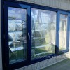 暑さ対策で窓にアルミシート(エコスクリーン)を貼ったら少し涼しくなった