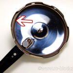圧力鍋を再び焦がした~鍋フタパッキンの劣化が原因