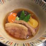 【18】ホテル日航金沢の日本料理店「弁慶」で夕食~加賀野菜を楽しめる会席