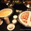 【21】ホテル日航金沢の朝食は和洋食バイキング(その2)~洋食はパン類が豊富。スモークサーモンが美味しい。