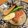【旭川】おかだ紅雪庭の五千円コース~目の前で完成する鴨鍋が楽しい