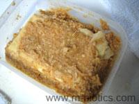 豆腐チーズ(豆腐の味噌漬け)