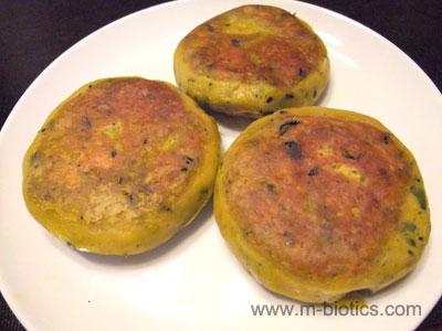 かぼちゃだんご マクロビオティック料理レシピ