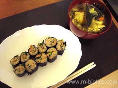 納豆巻きレシピ