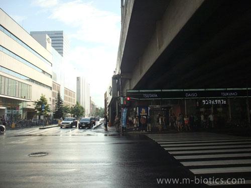 DEPOツクモ札幌駅前店