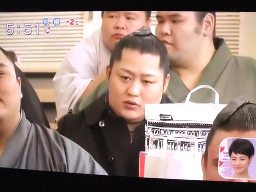 大相撲】力士会の映像で2秒だけ映った遠藤をコマ送りで楽しむ ...