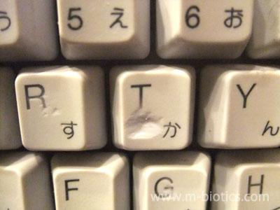 プリウスキーボード