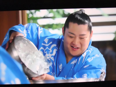 Cm 茶漬け 永谷園 梅