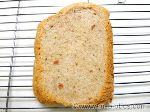 金時豆 食パン ホームベーカリー