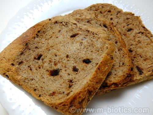 ソフト イチジク 食パン ホームベーカリー オーガニック ボンヌファーム