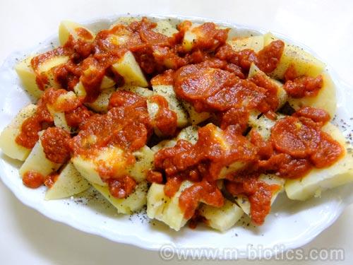 アルチェネロ 有機パスタソース トマト&バジル