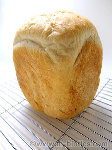 ゆめちから 食パン ホームベーカリー