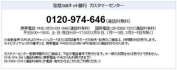 住信SBI ご利用制限のお知らせ パスワード等の入力相違