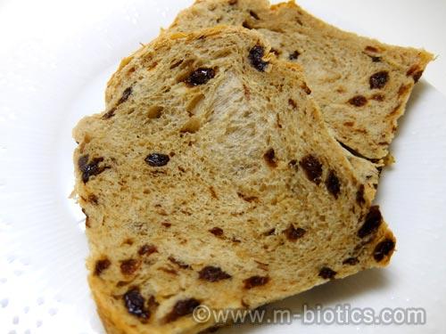 レーズンパン レーズン食パン ホームベーカリー レシピ レーズン戻し方