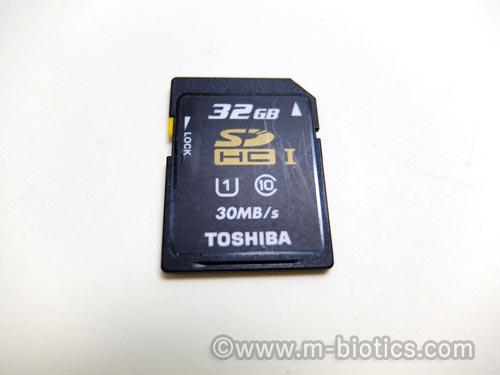 SDカードリーダー iBUFFALO BSCR25TU3BK
