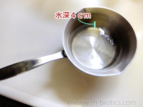 自家製ヨーグルト 粘り 煮沸消毒