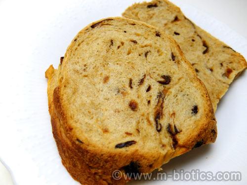 プルーン 食パン レシピ