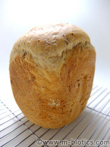 とかち野酵母 食パン ホームベーカリー