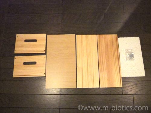 ウッドシェルフ ウッドラック 木製棚 サンワサプライ