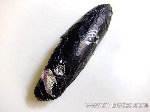 黒ホイル 紅はるか 焼き芋