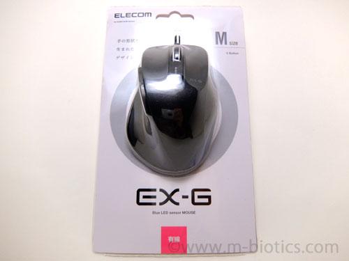 エレコム 握りの極み M-XGM10UBBK