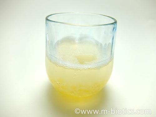 レモンジャム 炭酸水 サイダー レシピ