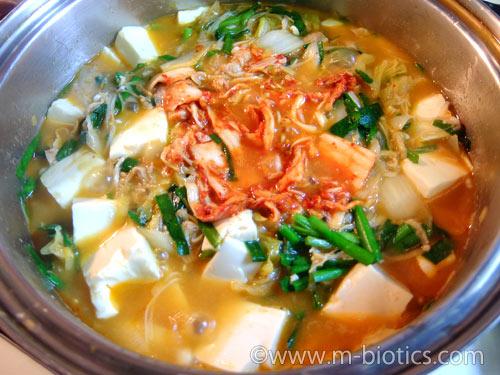 キムチ鍋 レシピ 白菜 マルサン