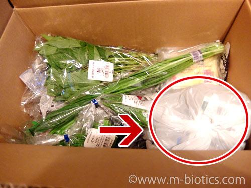 野菜 宅配ミレー 納豆