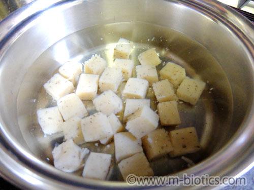 らでぃっしゅぼーや 生芋こんにゃく 味噌一味煮 レシピ