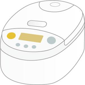 炊飯器 圧力鍋