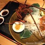 【9】外宮参道で「二軒茶屋餅」と、鈴木水産の焼きあわび、伊勢海老、松阪牛串