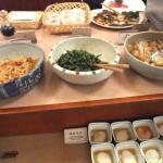 【21】伊勢パールピアホテルの朝食バイキング、煮物の味がちょっと濃い