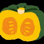 冬、国産かぼちゃが出回らない中、かぼちゃを求めて奮闘する