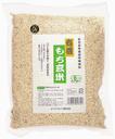 国産有機もち玄米