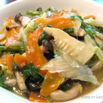 野菜の中華うま煮(八宝菜)