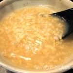 玄米粥(圧力鍋使用)