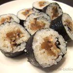かんぴょう椎茸太巻き